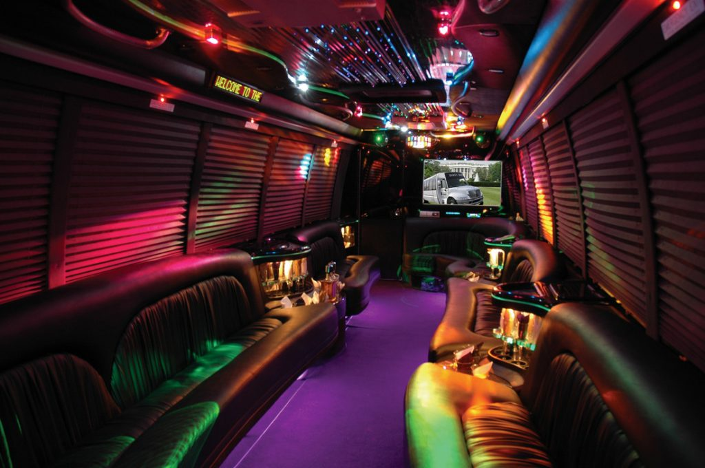 rent a party bus in toronto