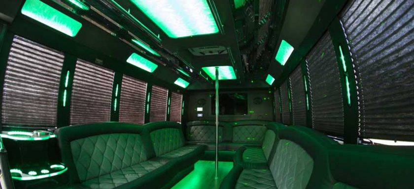 party bus rentals in toronto