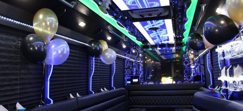 party bus in toronto