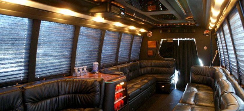 toronto party bus service