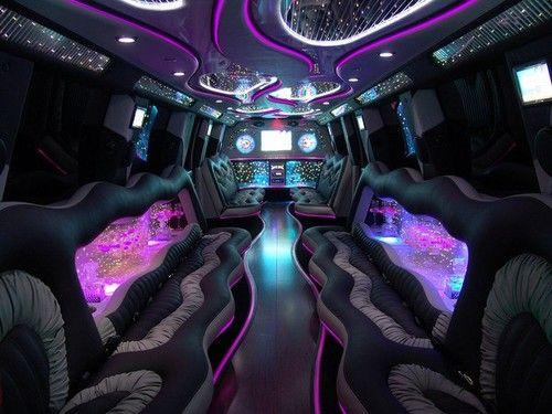 Party bus Toronto