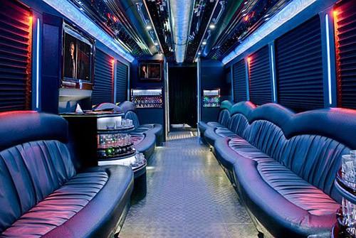Toronto Party bus